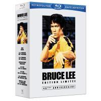 Coffret Bruce Lee 6 films Edition 40ème Anniversaire Blu-ray