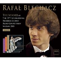 BLECHACZ, WINNER OF THE 15TH INTL C