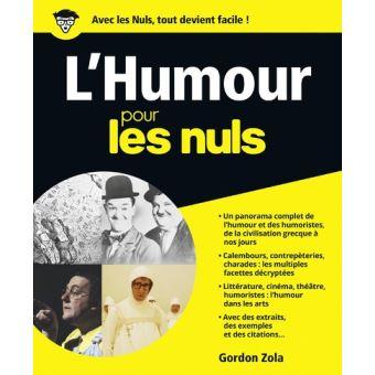 Pour Les Nuls L Humour Pour Les Nuls
