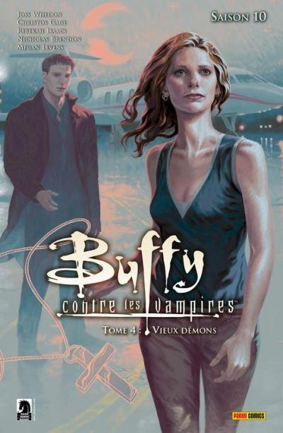 Buffy contre les vampires (Saison 10) T04 - Vieux démons - 9782809460315 - 8,99 €