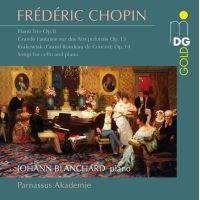 Piano trio Op 8 Grande fantaisie sur des airs polonais Op 13