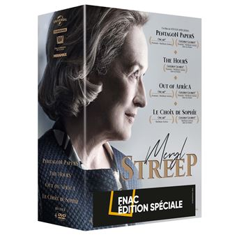 Meryl streep/edition fnac/choix de sophie/out of africa