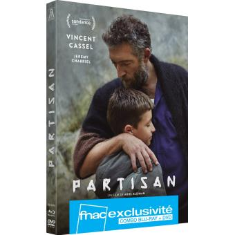 Partisan Exclusivité Fnac Combo DVD + Blu-ray