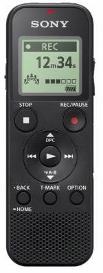 Sony Dictaphone Sony ICD PX370 4 Go Noir