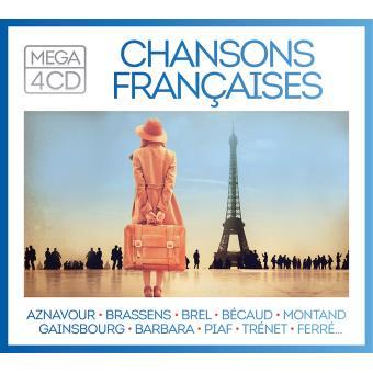 Méga Chansons françaises