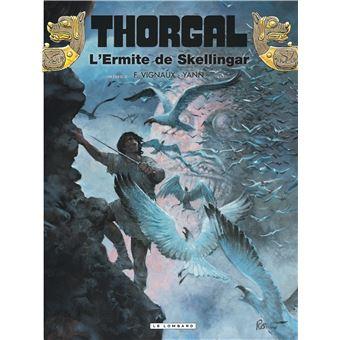 ThorgalL'Ermite de Skellingar