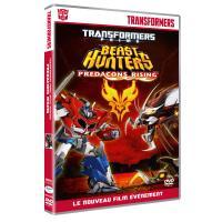 Transformers Prime Predacons rising Le film DVD