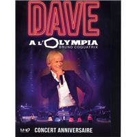 Dave à l'Olympia 2014 Concert Anniversaire DVD