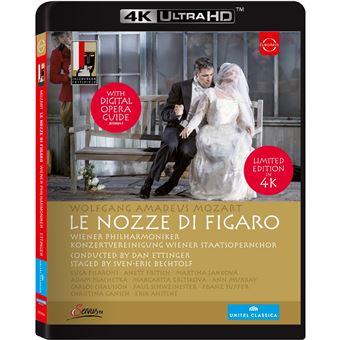 MOZART: LE NOZZE DI FIGARO/BLURAY 4K