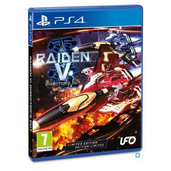 Raiden V Director's Cut Edition Limitée PS4