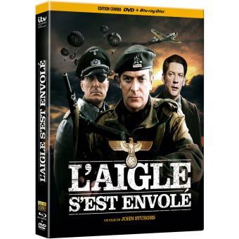 L'Aigle s'est envolé (Combo Blu-ray + DVD)  Blu-ray