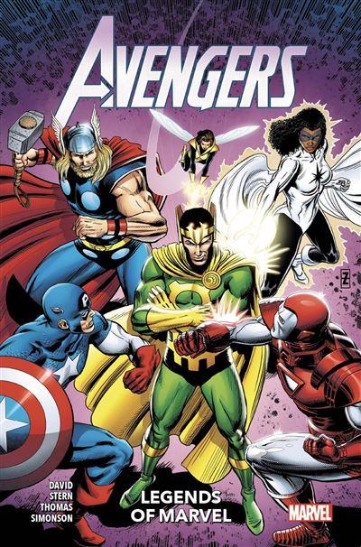 Avengers : Legends of Marvel