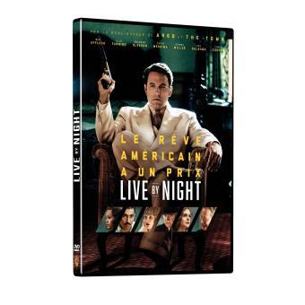 Live by Night DVD