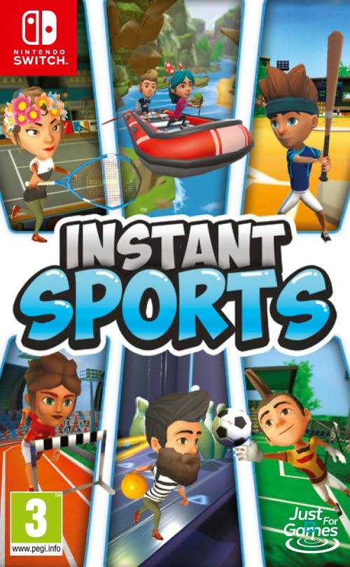 Instant Sports Nintendo Switch