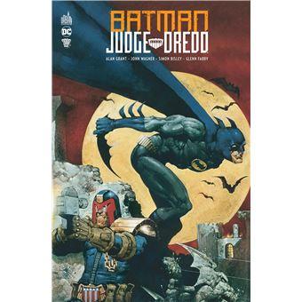 BatmanJudge Dredd