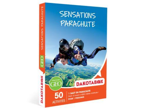 Coffret cadeau Dakotabox Sensations parachute