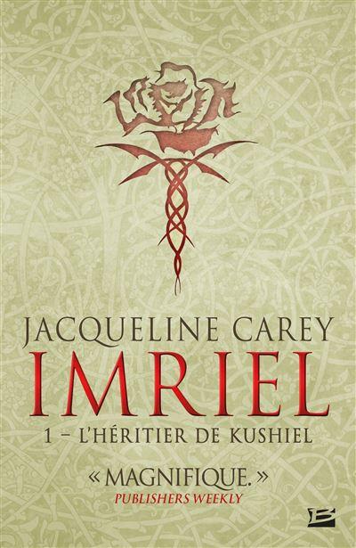 Imriel, T1 : L'Héritier de Kushiel