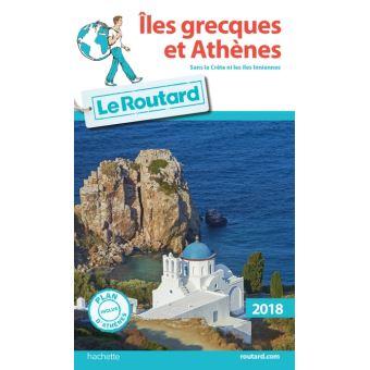 Guide du routard îles grecques et athènes 2015/2016 broché.
