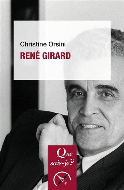 René Girard - « Que sais-je ? » n° 4106 - 9782130812760 - 0,00 €