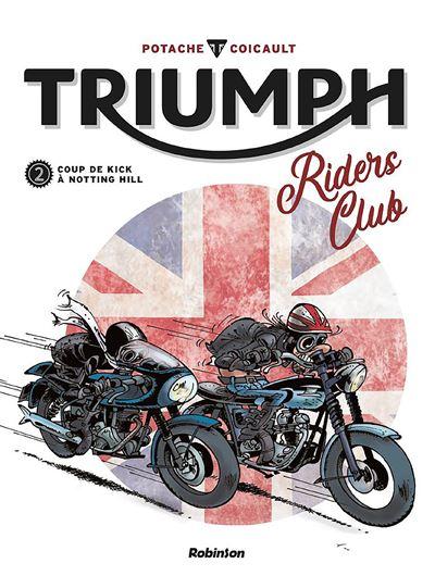 Triumph, Rider's Club