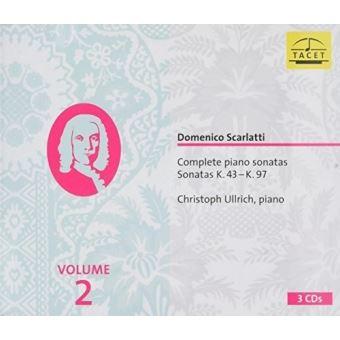 Sonates pour piano vol 2