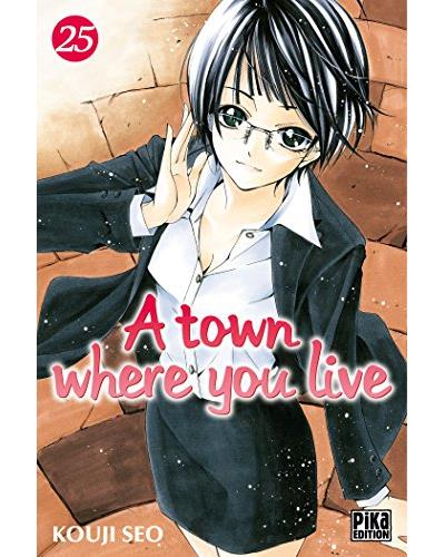 A town where you live - Tome 25 : A town where you live