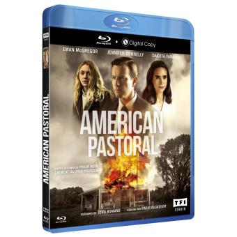 American Pastoral Blu-ray