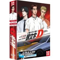 INITIAL D-FIFTH STAGE + FINAL STAGE + EXTRA STAGE 2-FR