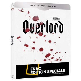 Overlord Steelbook Edition Spéciale Fnac Blu-ray 4K Ultra HD