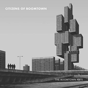 Citizens of Boomtown - CD