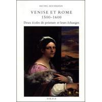 Venise et Rome 1500-1600