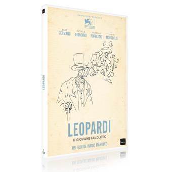 Leopardi Il giovane favoloso DVD