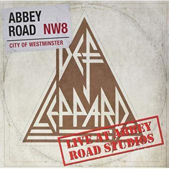 Live at Abbey Road Studios - Single en vinilo