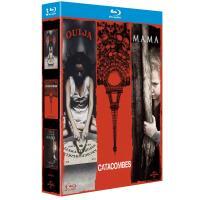 Coffret Horreur 3 films Blu-ray