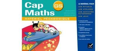 Cap Maths GS éd. 2015 - Boîte de matériel pour la classe