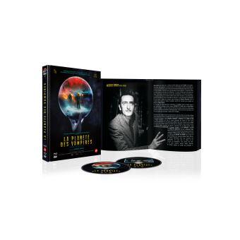 La Planète des vampires Combo Blu-ray DVD