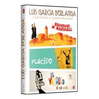 Coffret Luis García Berlanga: L'âge d'or de la comédie Espagnole DVD