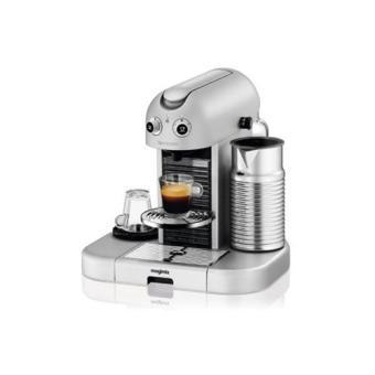 Nespresso M400 Gran Maestria Magimic Silver