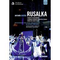 Rusalka : Opéra de la Monnaie Bruxelles 2012 - 2 DVD