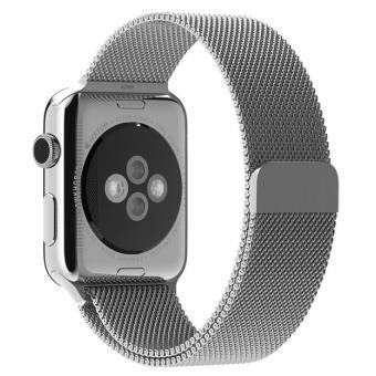 plus de photos dc3c2 6ba25 Bracelet Milanais 42 mm Apple pour Apple Watch
