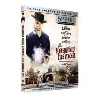 La Femme qui faillit être lynchée Blu-ray