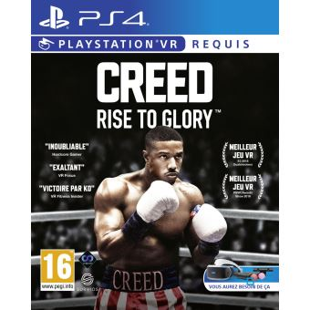 Creed : Rise to glory Playstation VR PS4
