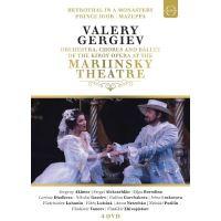 Kirov opera - three russi