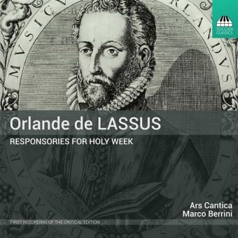 RESPONSORIES FOR HOLY WEEK