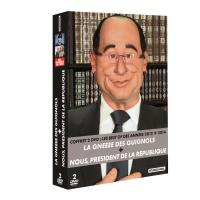 Coffret Guignols de l'info  Best of 2012/2014  DVD