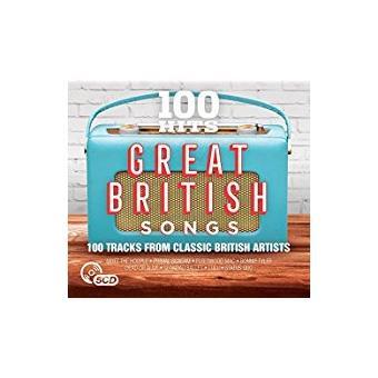 100 hits great british songs