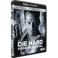 Piège de cristal Blu-ray 4K Ultra HD