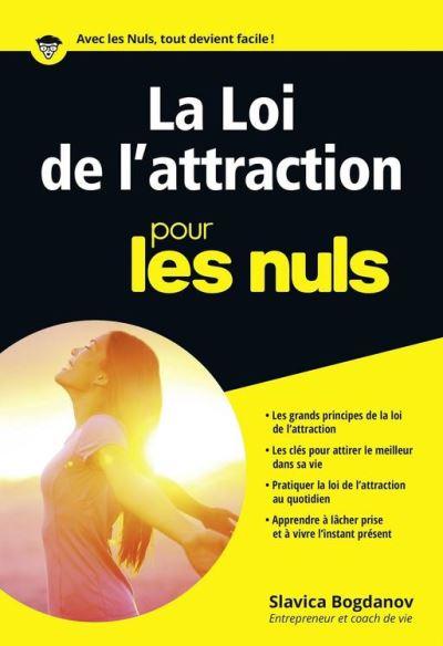 La Loi de l'attraction pour les Nuls poche - 9782412019917 - 7,99 €