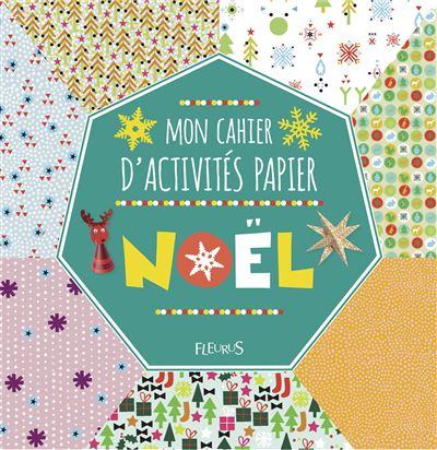 Mon grand cahier activités papier