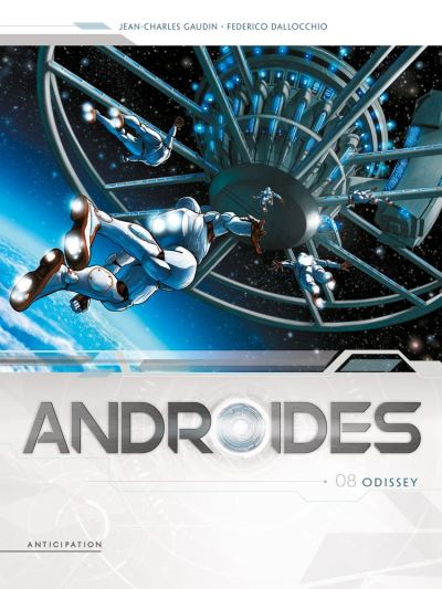Androïdes T08
